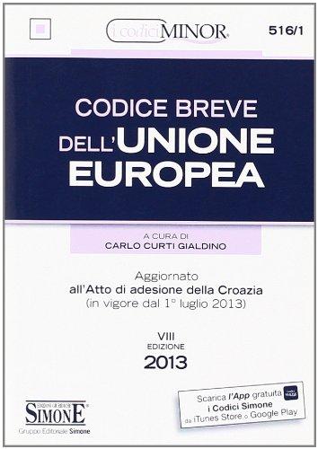 Codice breve dell'Unione Europea (Editio minor)