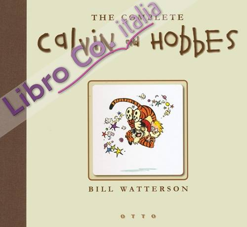 The complete Calvin & Hobbes. Vol. 8.