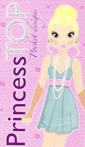 Pocket design. Princess Top. Con adesivi. Ediz. illustrata