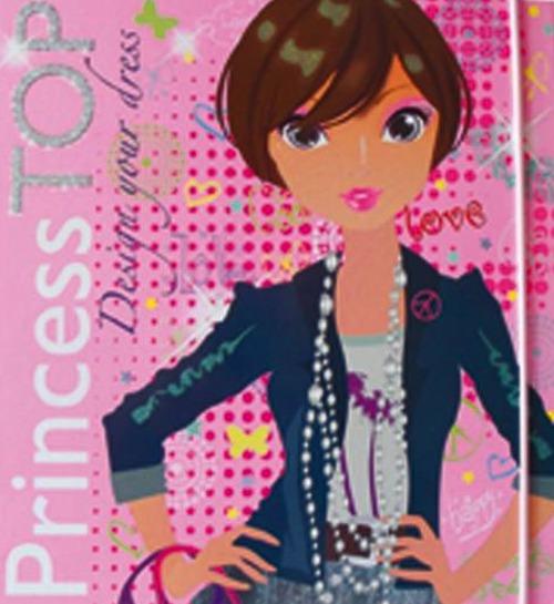 Design your dress. Princess Top. Ediz. illustrata. Con gadget