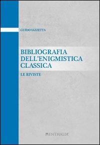 Bibliografia dell'enigmistica classica