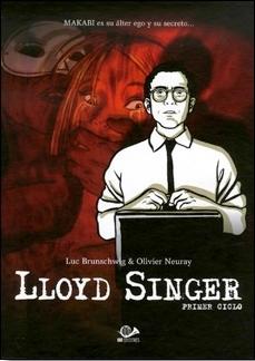 Lloyd Singer. Primer ciclo