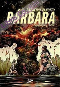 Bárbara. Segundo Ciclo. Tierra. Vol. 2