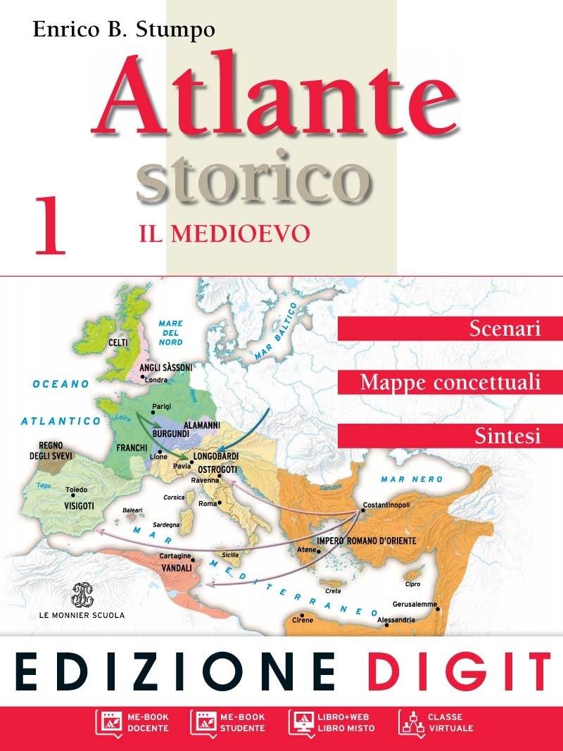 Scenari Della Storia. Con Atlante. Con Espansione Online. Per La Scuola Media