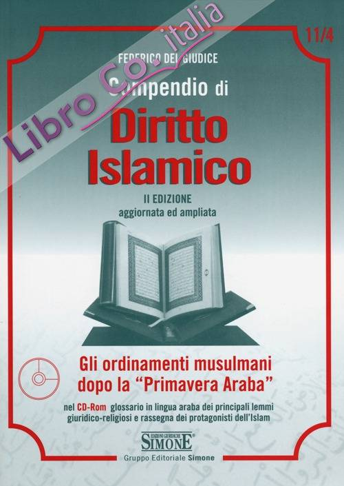 Compendio di diritto islamico. Con CD-ROM