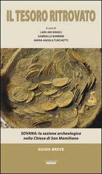 Il tesoro ritrovato. Sovana: la sezione archeologica nella Chiesa di San Mamiliano