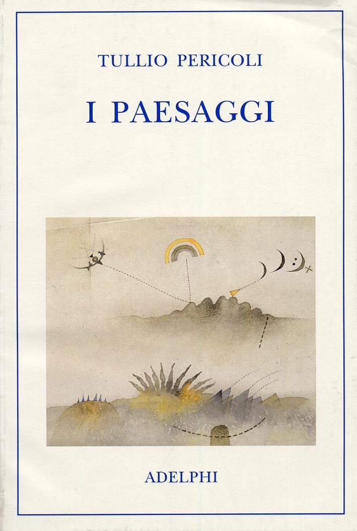 Tullio Pericoli. I Paesaggi