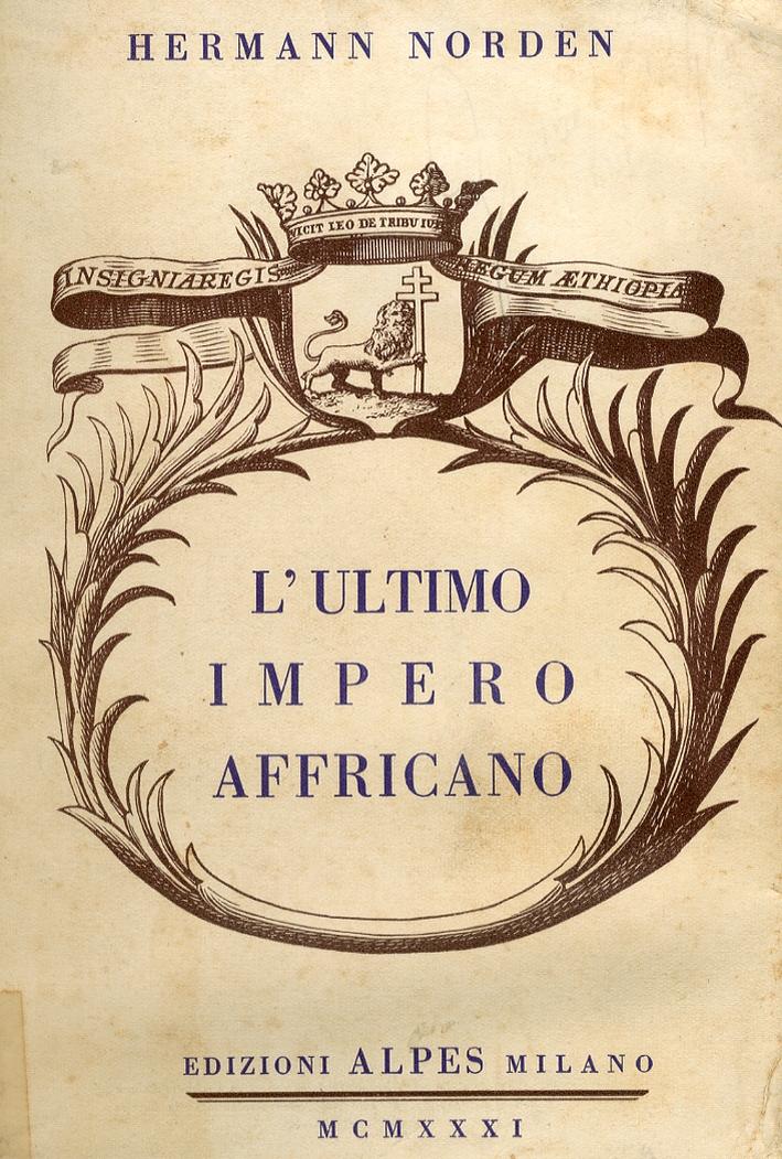 L'Ultimo Impero Affricano