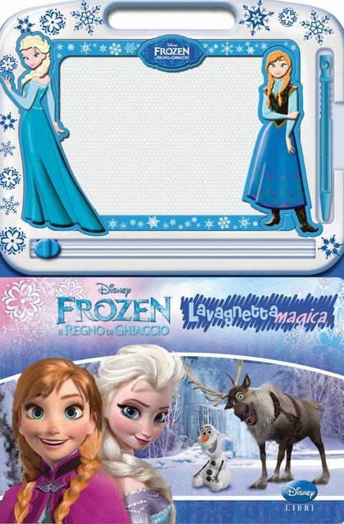 Frozen. Il Regno di Ghiaccio. con Gadget