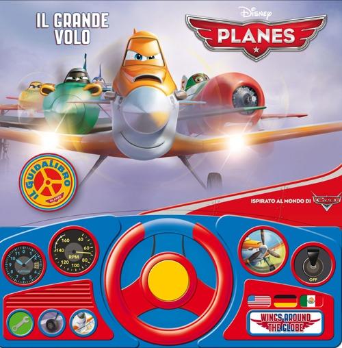 Il Grande Volo. Il Guidalibro. Planes
