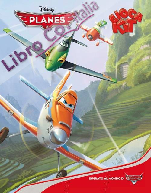Planes. Ediz. illustrata