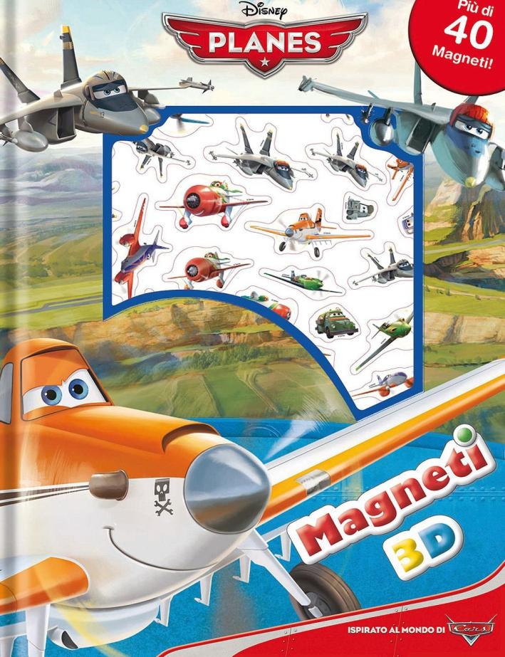 Planes. Con magneti. Ediz. illustrata