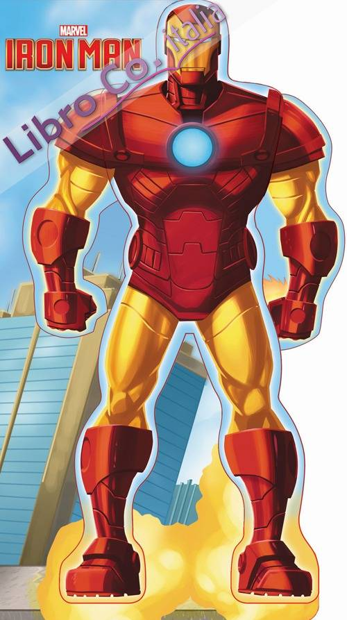 Iron Man. Ediz. illustrata