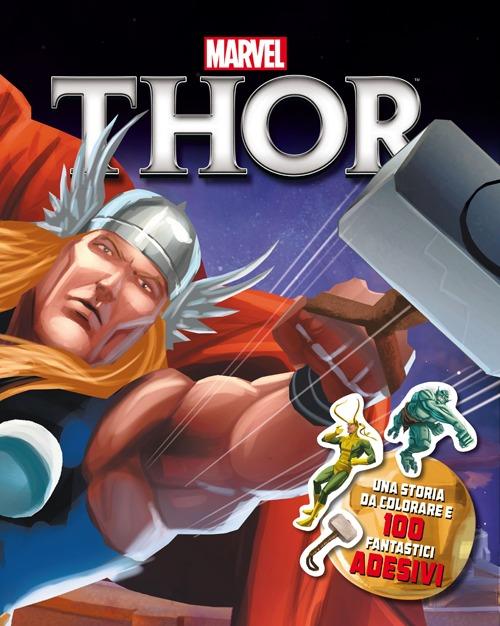 Thor. Con adesivi. Ediz. illustrata