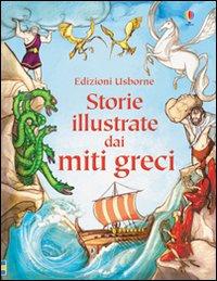 Storie illustrate dai miti greci.