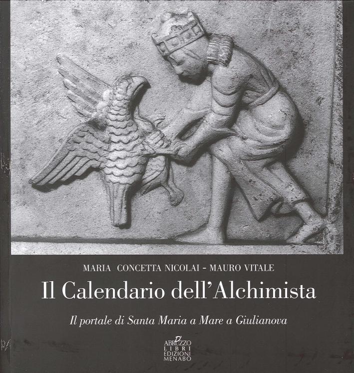 Il calendario dell'Alchimista. Il portale di Santa Maria a Mare a Giulianova.