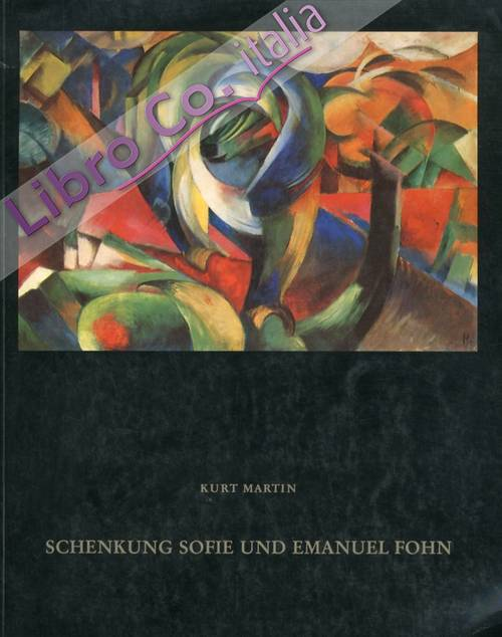 Schenkung Sofie Und Emanuel Fohn.