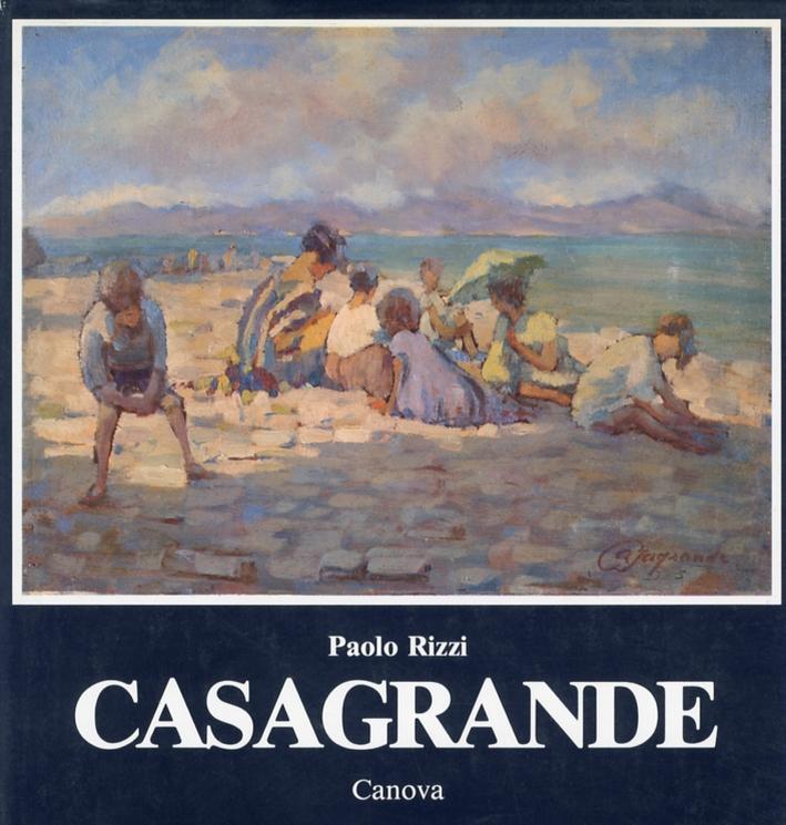 Silvio Casagrande 1884-1972.