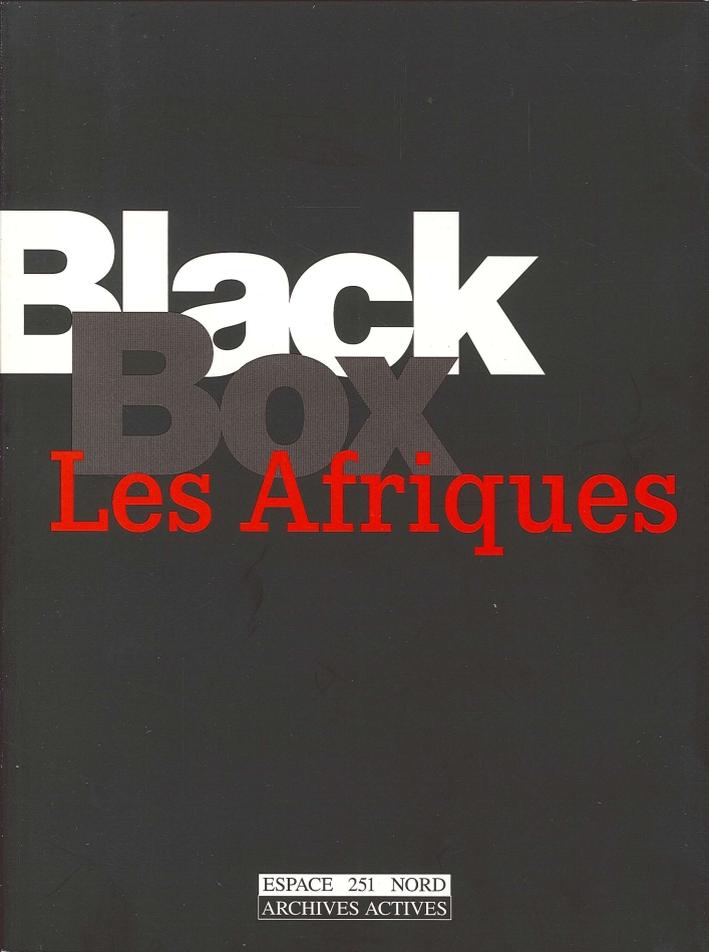 Black Box les Afriques.