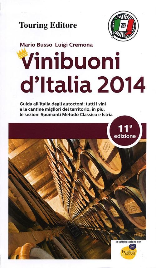 Vini buoni d'Italia 2014