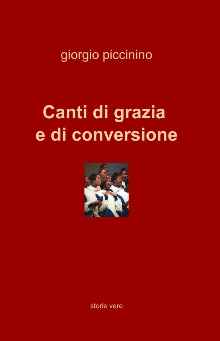 Canti di grazia e di conversione