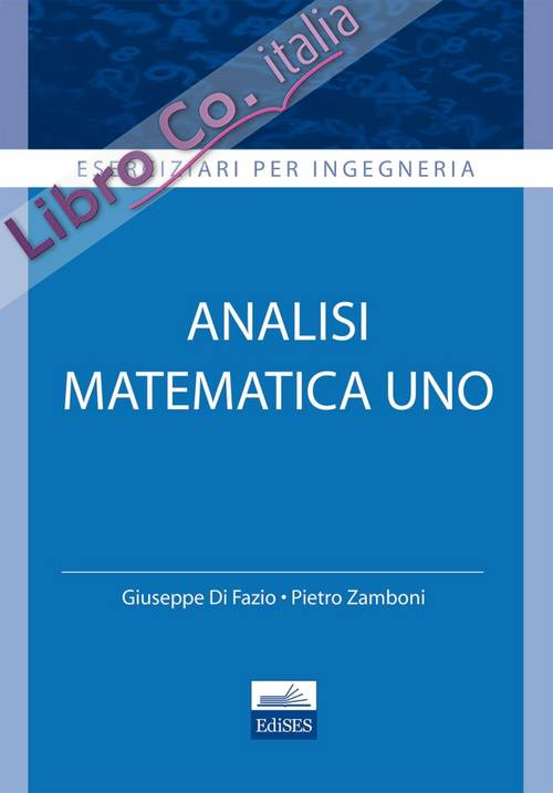 Analisi matematica. Vol. 1.