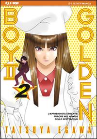 Golden boy II. Vol. 2.