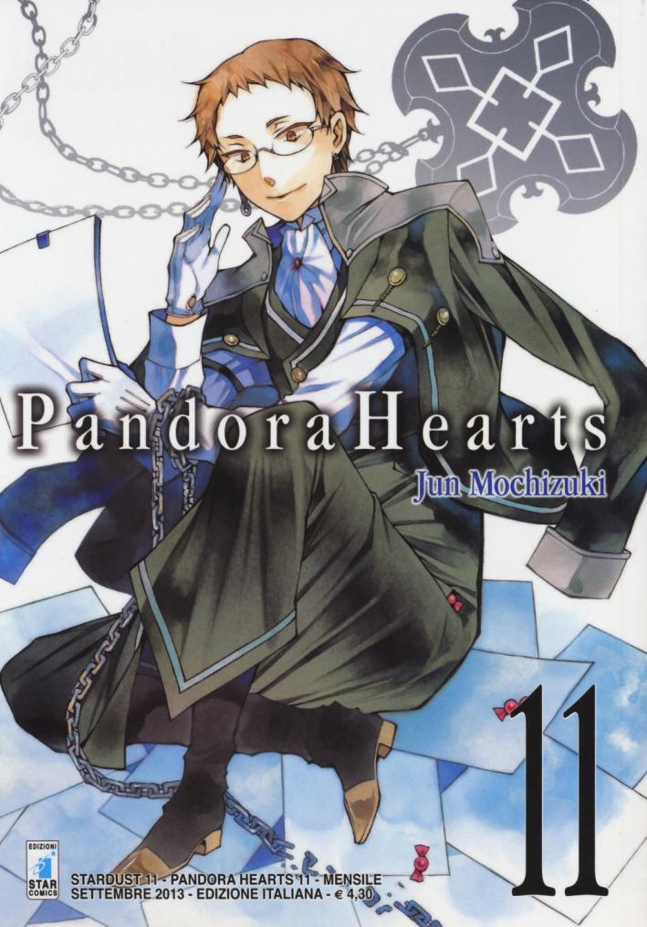 Pandora hearts. Vol. 11.