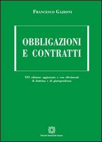 Obbligazioni e contratti.