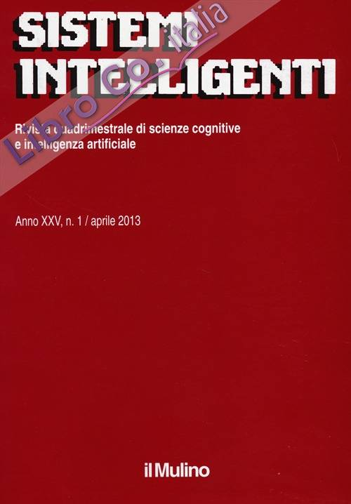 Sistemi intelligenti (2013). Vol. 1