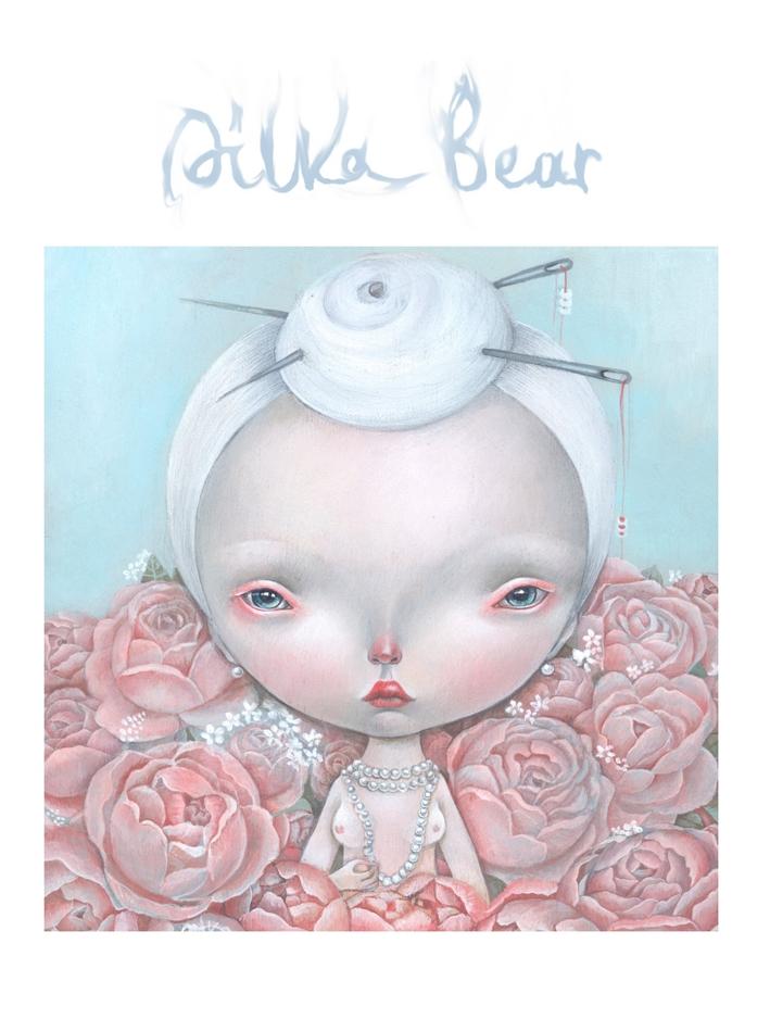 Dilka Bear. Ediz. illustrata