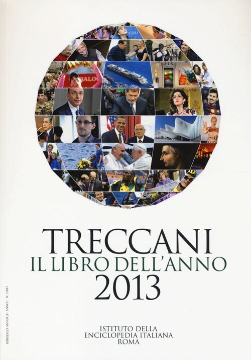 Treccani. Il libro dell'anno 2013