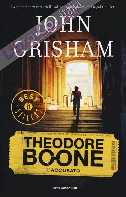 L'accusato. Theodore Boone