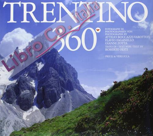 Trentino 360°. Ediz. Multilingue
