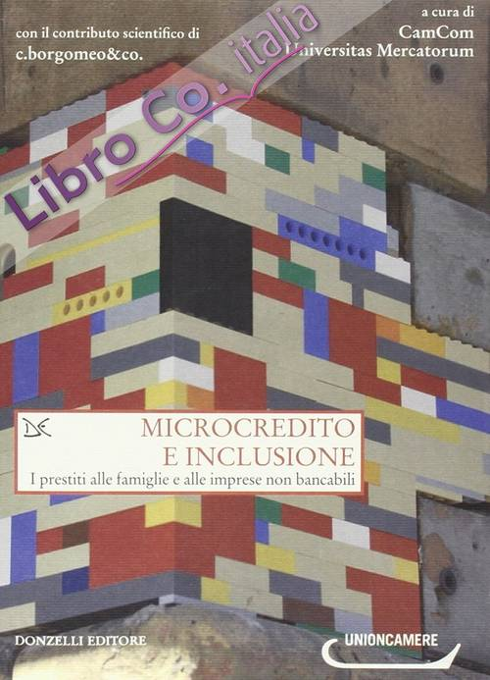 Microcredito e inclusione. I prestiti alle famiglie e alle imprese non bancabili