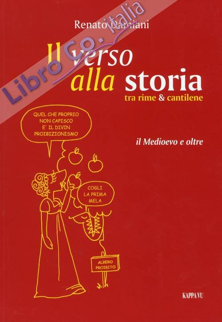 Il Verso alla Storia. Tra Rime & Cantilene
