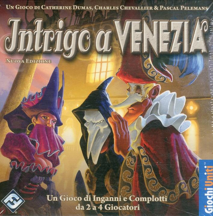 Intrigo a Venezia