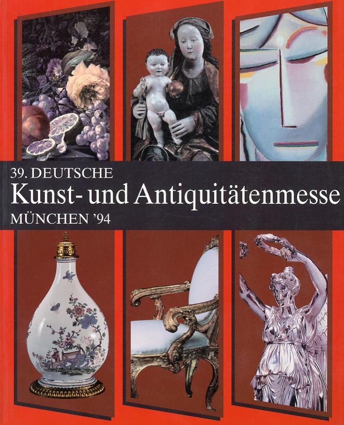 Kunst Und Antiquitätenmesse. München 94