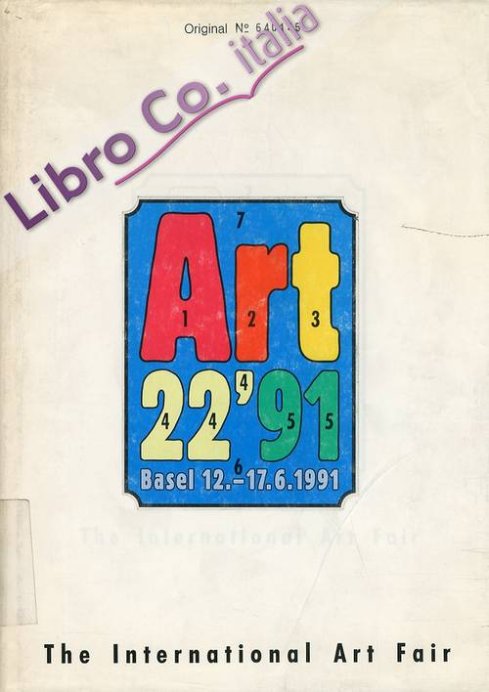 Art 22 '91. The International Art Fair