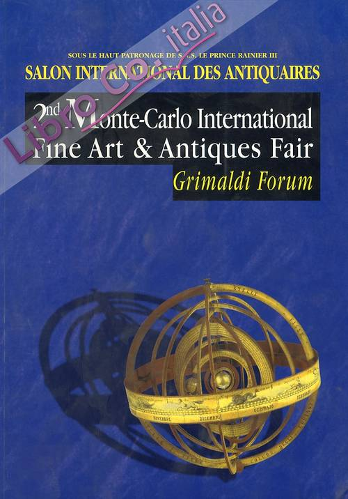 2nd Monte-Carlo International Fine Art & Antiques Fair