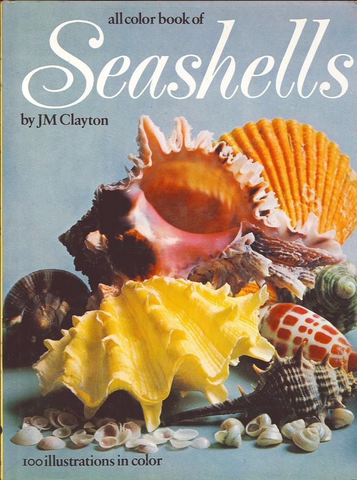 All Color Book of Seashells