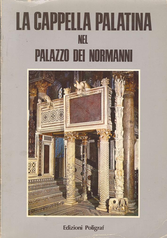 La Cappella Palatina nel Palazzo dei Normanni