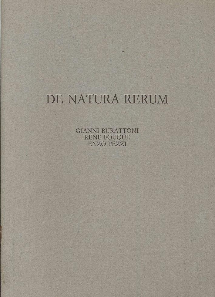 De Natura Rerum