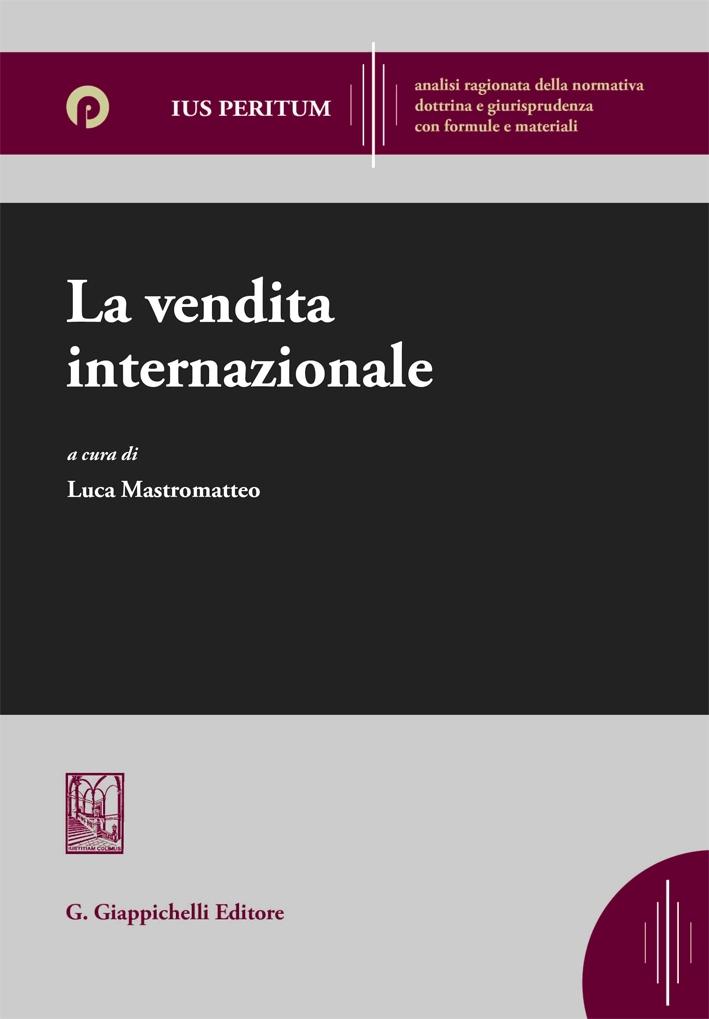 La vendita internazionale