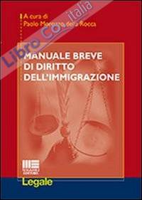 Manuale breve di diritto all'immigrazione