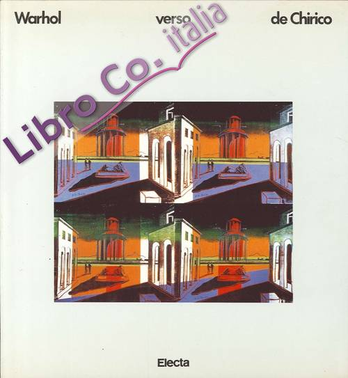 Warhol Verso De Chirico