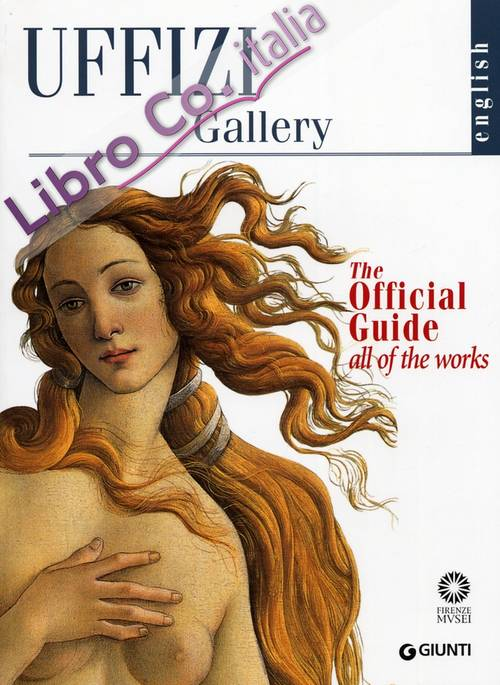 Uffizi Gallery. The Official Guide all of the works.
