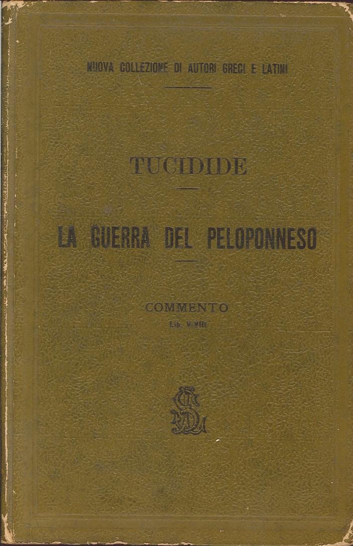 Tucidite. La Guerra del Peloponneso
