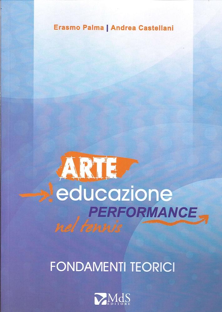 Arte. Educazione Performance nel Tennis. Fondamenti Teorici