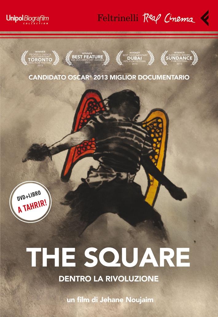 The Square. Dentro la Rivoluzione. DVD. con Libro